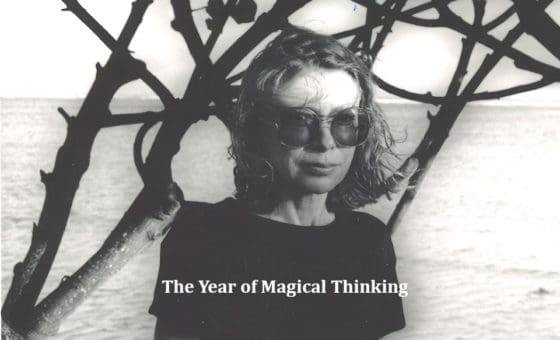 THE YEAR OF MAGICAL THINKING, Reader's Theatre