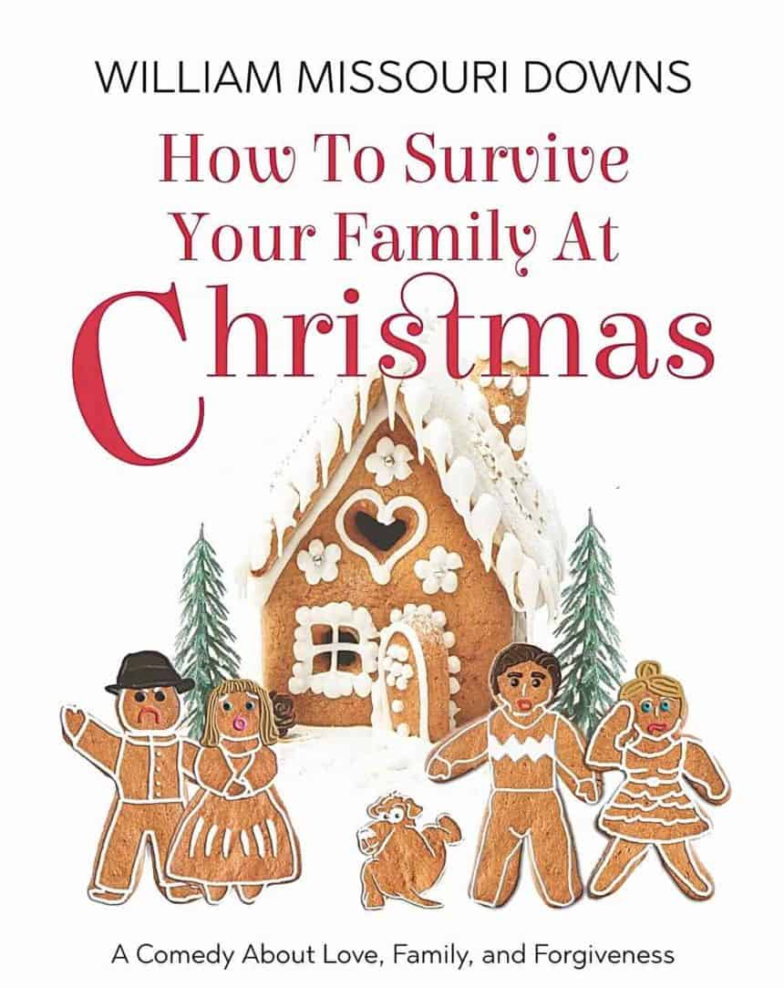 HOW TO SURVIVE YOUR FAMILY AT CHRISTMAS